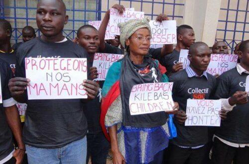 Article : Cameroun: 11 mai 2014, une fête des mères amère pour Josépha Kileba