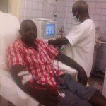 Patrice Youmbi : « A la place de l'insuffisance rénale, je préfère le SIDA »