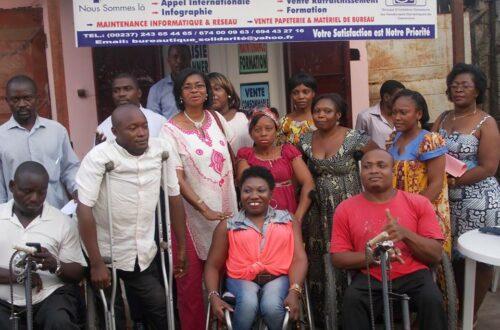 Article : Journée internationale des personnes handicapées : la mort dans l'âme mais plein d'espoir