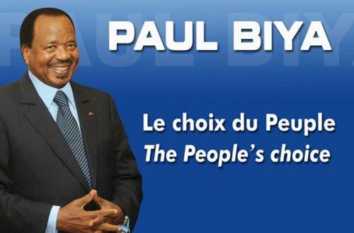 Article : Paul Biya : une candidature de trop pour 2018 (?)