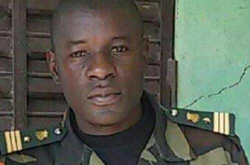 Article : Boko Haram fait une victime : hommage au capitaine Yari Emmanuel, mort pour la patrie