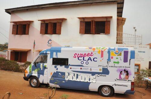 Article : Comment le bibliobus Street-CLAC de Yaoundé m'a séduit