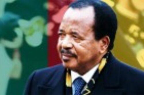 Article : Difficile marche vers l'alternance politique : l'âge finira-t-il par dicter sa loi à Biya (2)