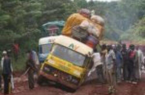 Article : Ce que font les automobilistes camerounais quand ils sont au volant