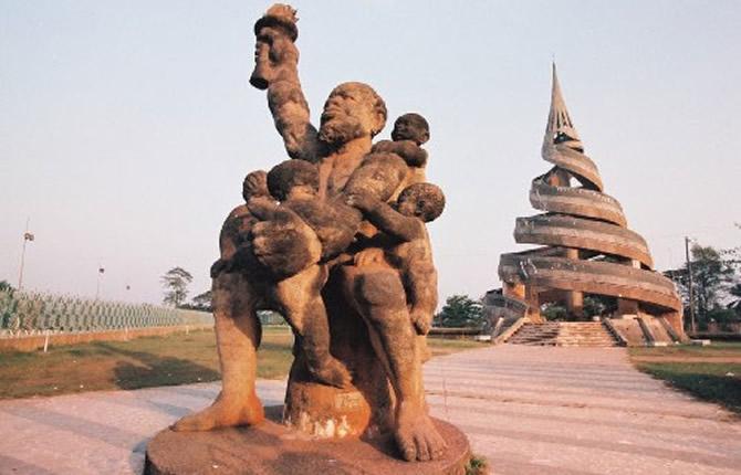 Le monument de la réunification du Cameroun et persistance du problème anglophone