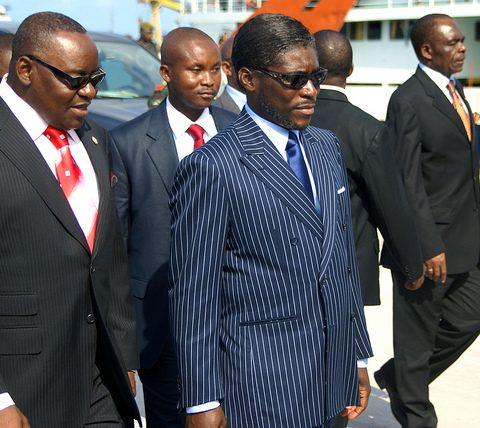 """Teodoro Obiang accusé pour """"Bien mal acquis"""""""
