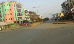 Ville de Bamenda le jour du ghost town