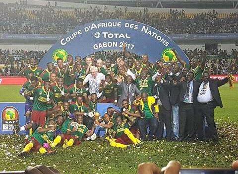 Finale de la CAN 2017 : Lions # Pharaons, les temps forts du classico