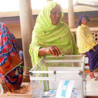 Les élections au Cameroun