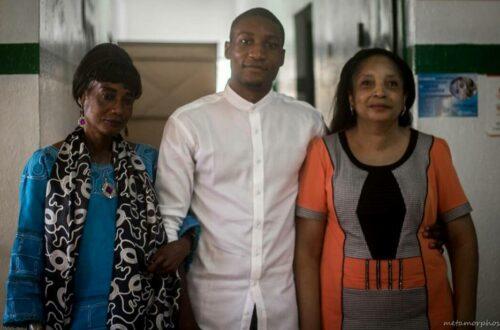 Article : Trafic d'enfants : Mme Kileba retrouve ses enfants après 20 ans de recherche