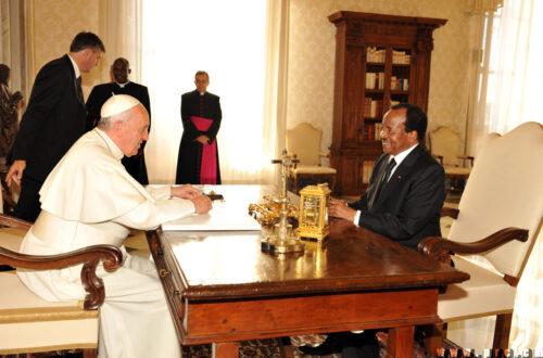 Article : L'Eglise catholique au cœur des arcanes du pouvoir politique au Cameroun