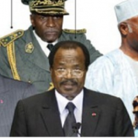 Quelques vieillards de la classe politique camerounaise