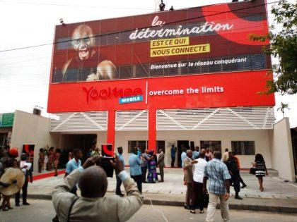 Siège social de YooMee Cameroun SA à Douala