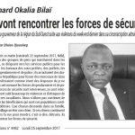 Comprendre le positionnement des acteurs dans la crise anglophone au Cameroun
