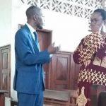 La course marathon de la libération de l'écrivain camerounais Patrice Nganang
