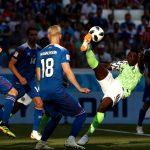 Mondial 2018 : le réveil du Nigeria, pas trop tard