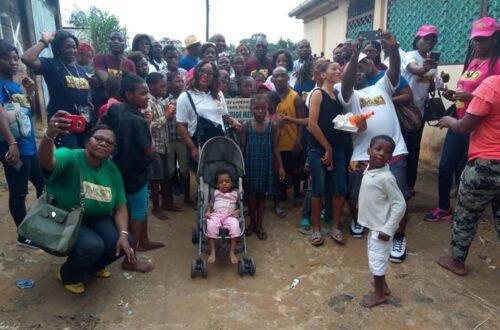 Article : Sur internet, les Camerounais s'engagent pour la scolarisation des enfants vulnérables