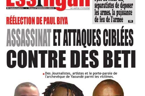 Article : Les Beti sont-ils menacés comme «Essingan» veut nous le faire croire ?*