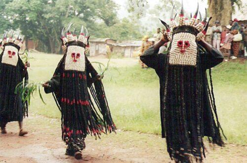Article : Ces trois tribus du Cameroun*