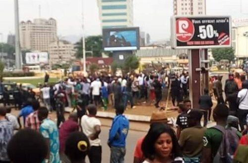 Article : Cameroun : chronique des «Marches blanches» du samedi 26 janvier