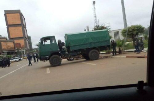 Article : Cameroun: pourquoi les marches blanchesdu MRC font-elles peur ? (2/2)