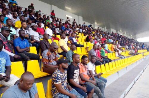 Article : Stade Omnisports de Bépanda new-look : ma première visite