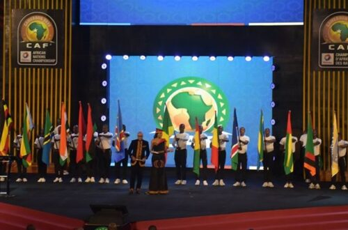 Article : Comment j'ai vécu le tirage au sort du CHAN à Yaoundé