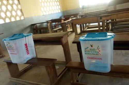 Article : Handicap et droit de vote au Cameroun