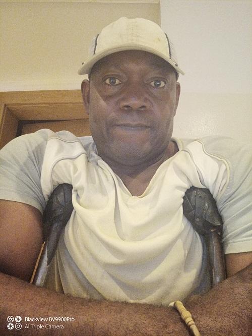 tchakounte kemayou, polio, handicap et moi