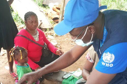 Article : Pourquoi le choléra existe encore à Douala ?